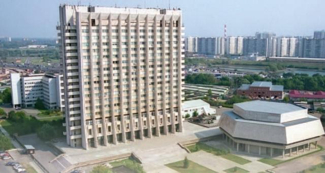 Здание ВНИИАЭС