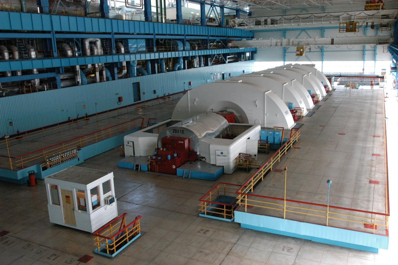 Турбина АЭС