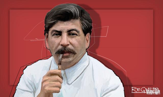 Советская пропаганда от Ленина к Сталину: между схемой и героем