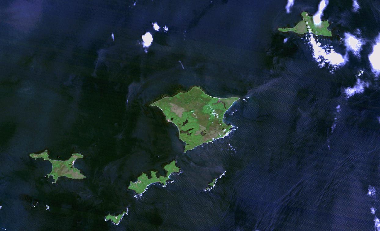 Острова Хабомаи