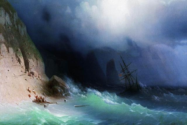 Три моряка пропали без вести в результате крушения грузового судна