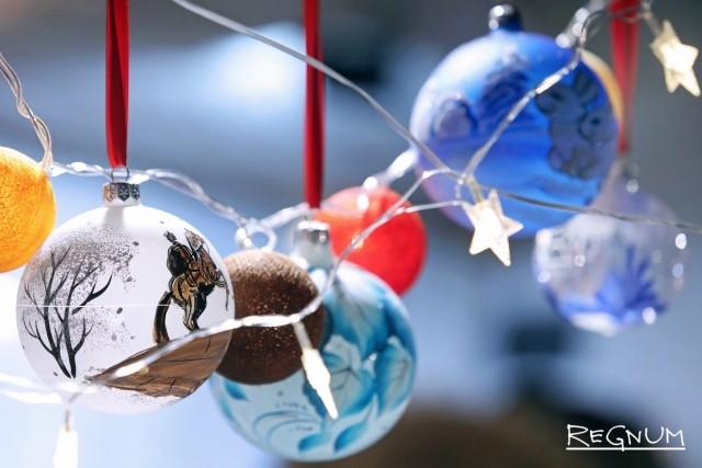 Рождественский ажиотаж в Петербурге охватил ярмарки и креативные места