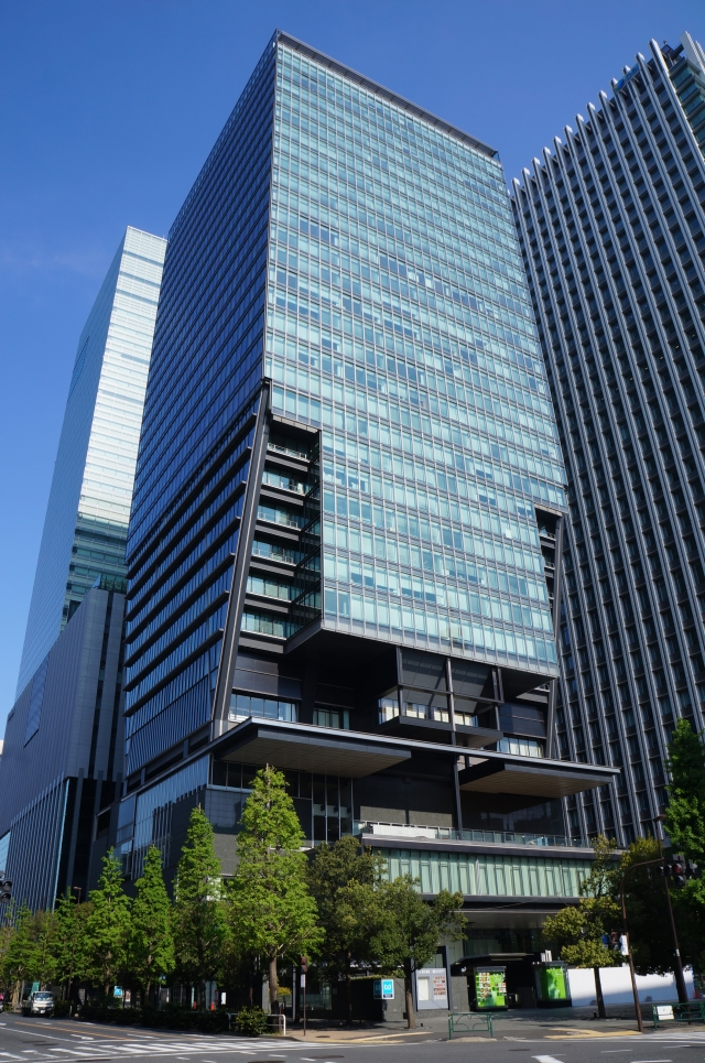Здание «Санкэй симбун»