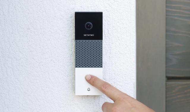 Netatmo представила «умный» дверной звонок