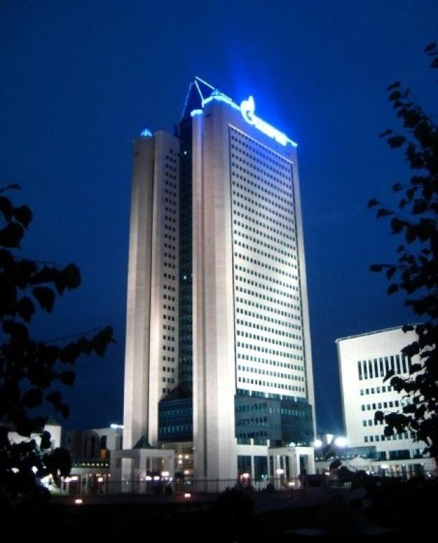 Главный офис Газпрома