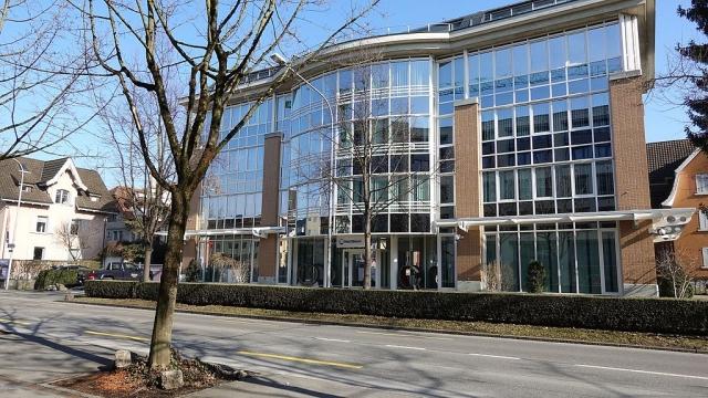 Главный офис Nord Stream AG. Швейцария