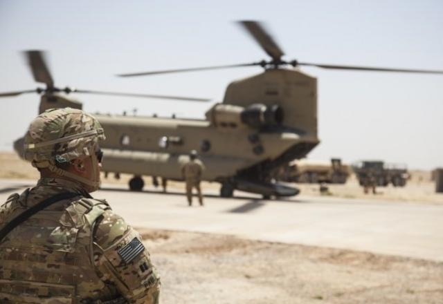 Число военнослужащих США в Сирии может увеличиться