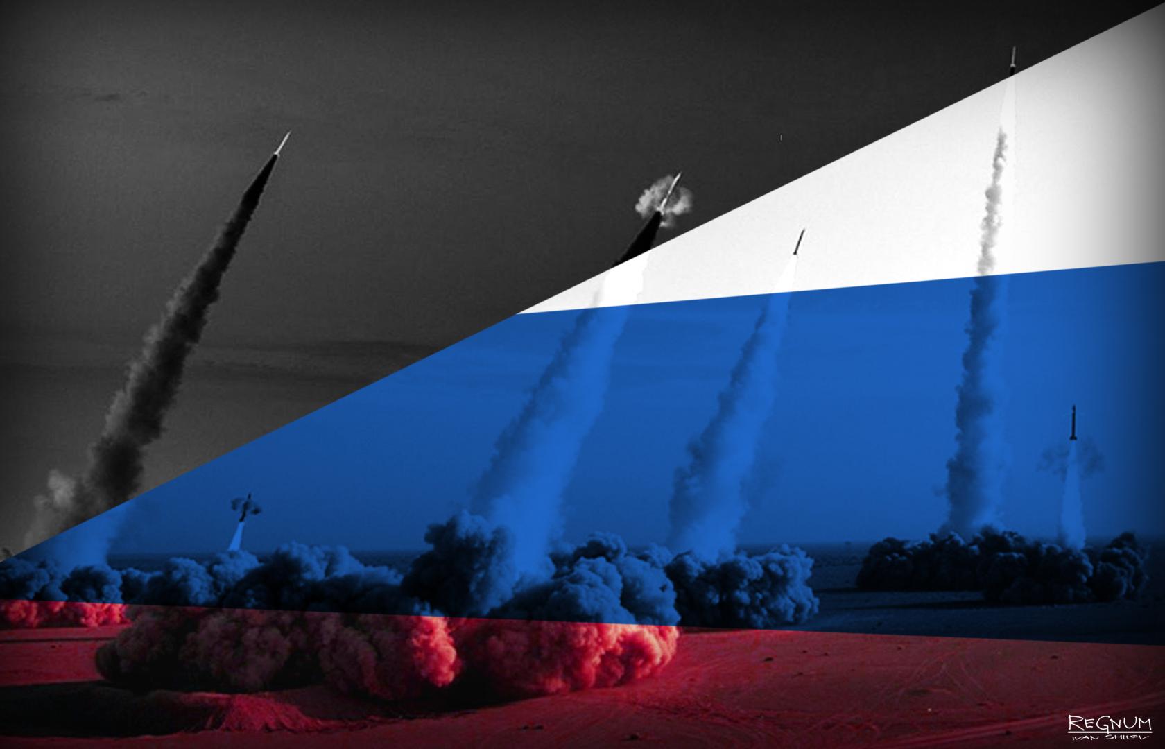 Запуск ракет