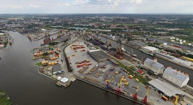 Kaliningrado jūrų uostas