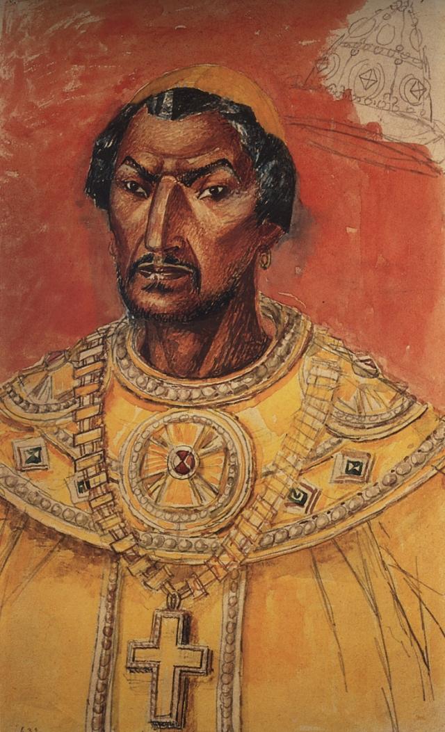 Почему в Персии именовали Бориса Годунова «Белым царем»