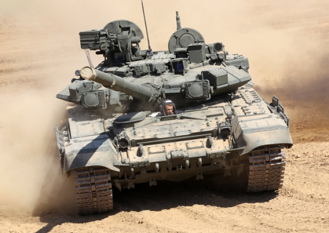 Танк Т-90С назван жемчужиной российского экспорта вооружений