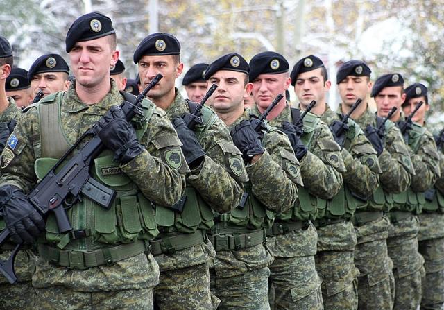 Силы безопасности Косово