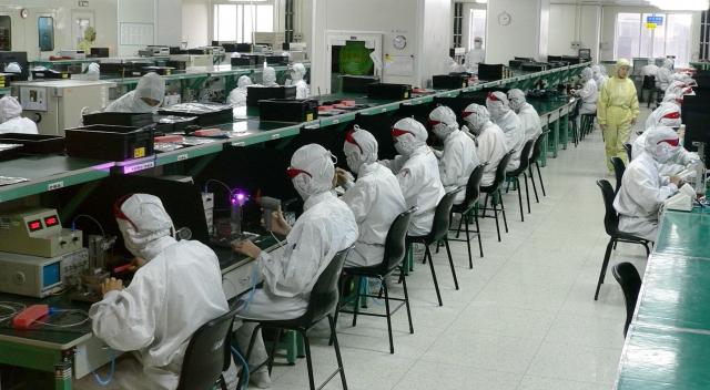 Электронное производство в Китае