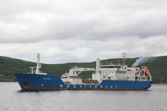 Многофункциональное судно-контейнеровоз «Россита»
