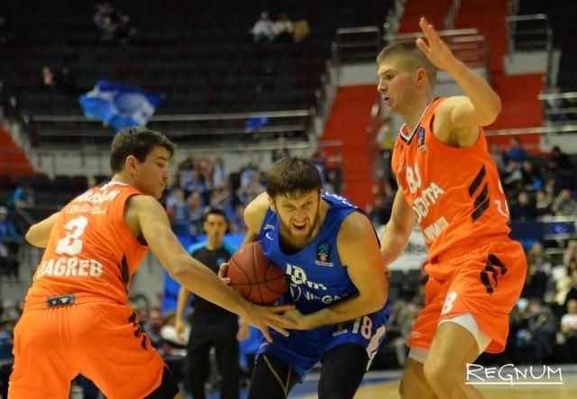 «Зенит» выиграл у «Цедевиты» в матче Еврокубка по баскетболу