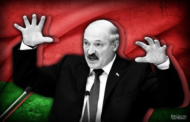 Лукашенко: Речи об объединении России и Белоруссии быть не может