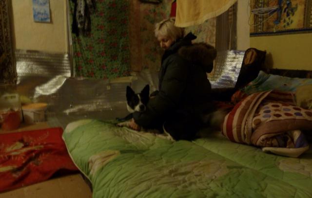 В таких условиях была вынуждена жить после операции тяжелобольная Светлана М