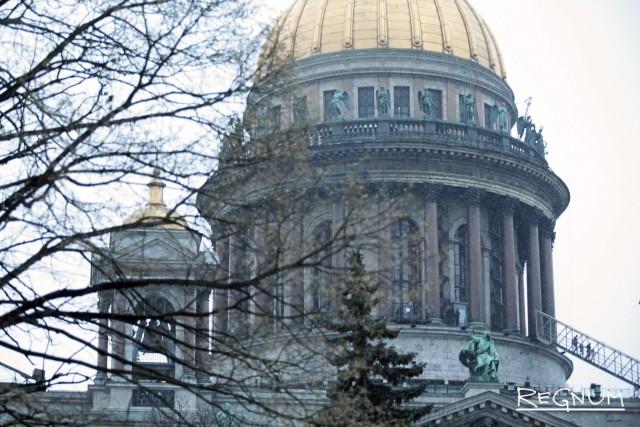 План передачи Исаакиевского собора в руки РПЦ утратил юридическую силу