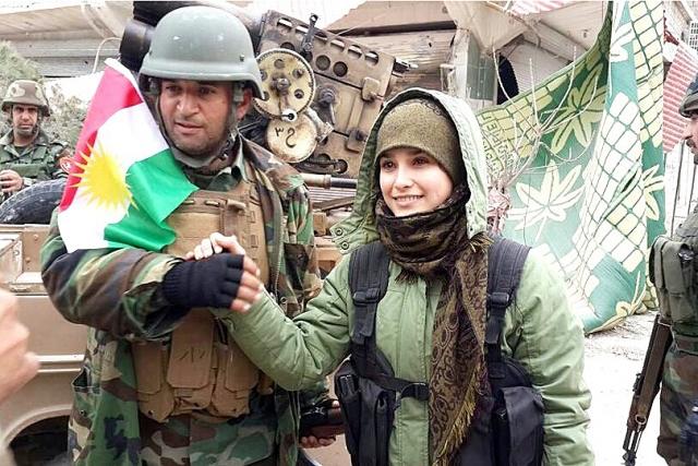 Курдский отряд народной самообороны (YPG)