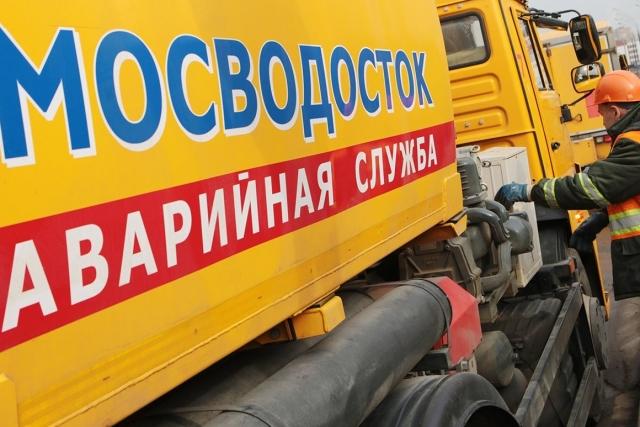 Собянин назвал причину затопления Тушинского тоннеля