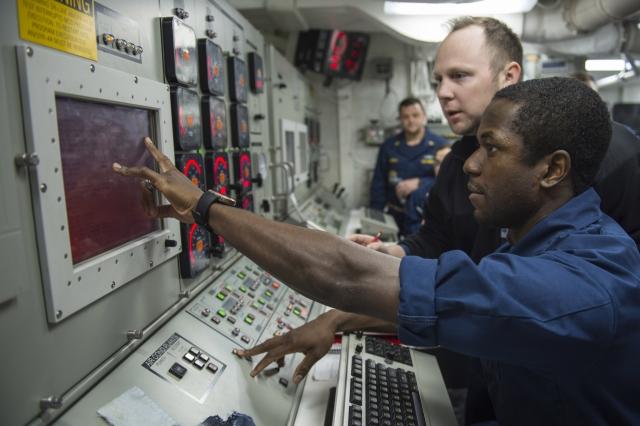 Эсминец ВМС США USS Gravely с крылатыми ракетами вошел в Балтийское море