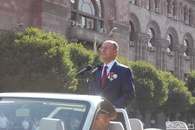 Армения: «Дело 1 марта» пополнилось ещё одним экс-министром обороны