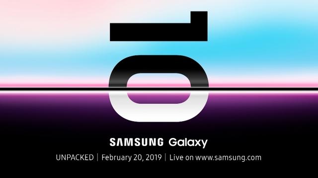 Samsung представит Galaxy S10 в Сан-Франциско