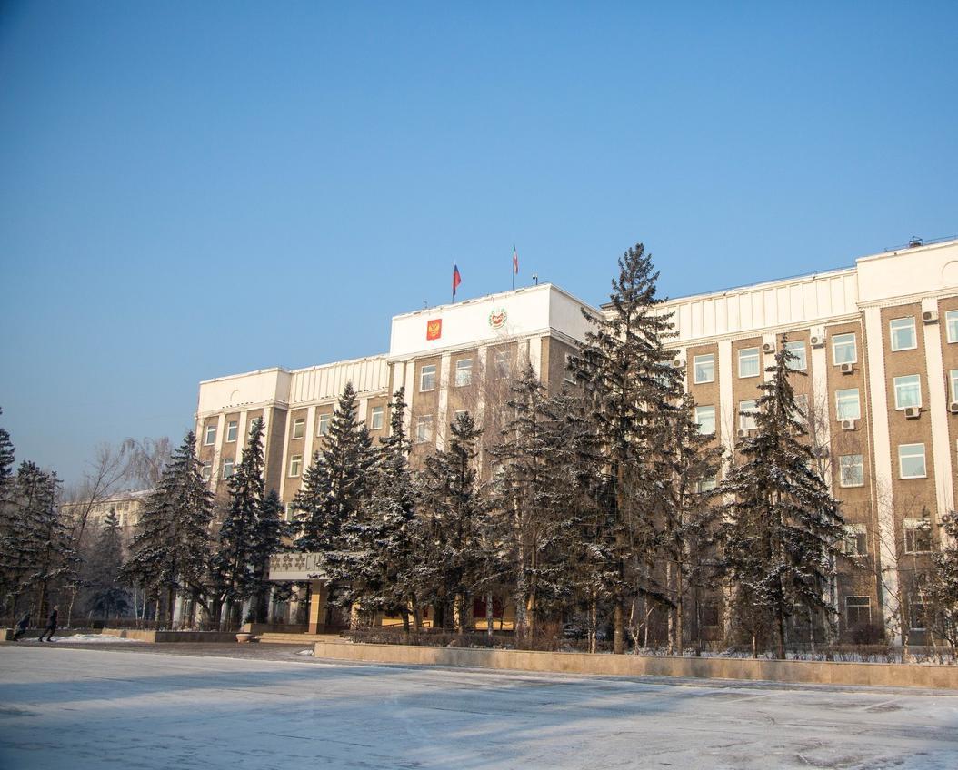 Здание правительства Хакасии