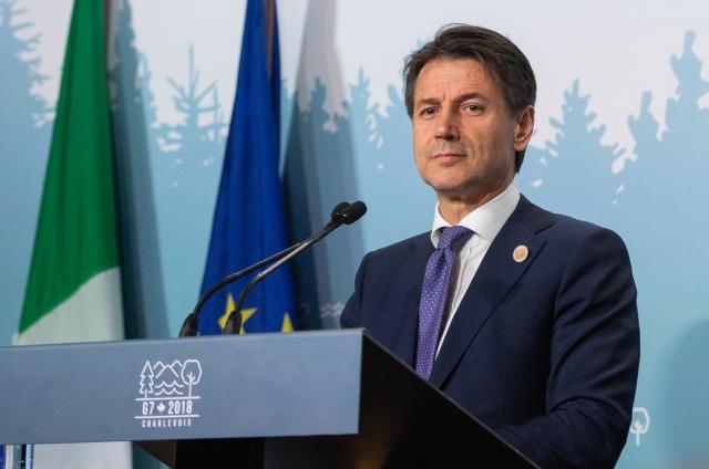 Конте: Италия примет мигрантов с Мальты, но в порядке исключения