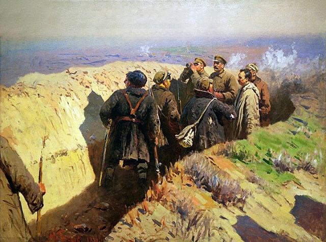 СССР и опасность войны