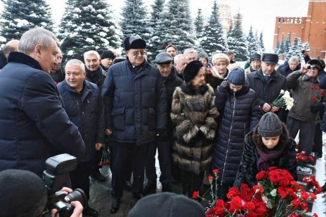 Представители российской космической отрасли почтили память Королёва