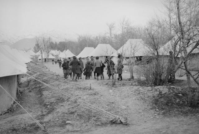 Польские беженцы в Тегеране