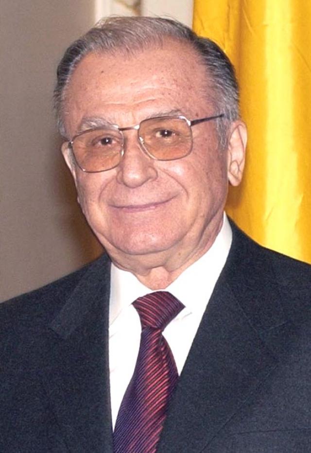 Ион Илиеску