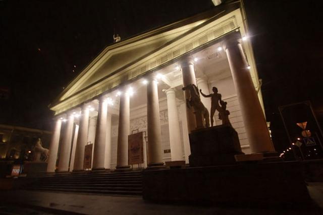 В Манеже в Петербурге пройдет выставка скульптуры «Христос в темнице»
