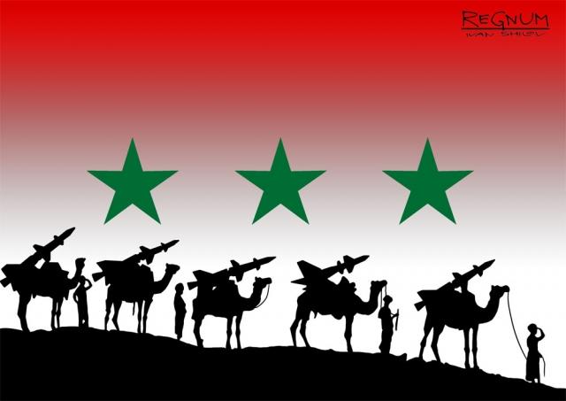 Ирак – в эпицентре соперничества США и Ирана