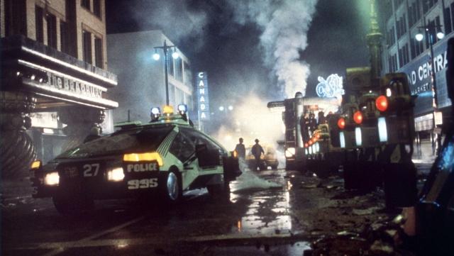Создатели игры Cyberpunk 2077 черпали вдохновение в классике киберпанка