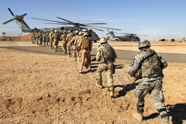 Трамп: Долгожданный вывод войск из Сирии начался