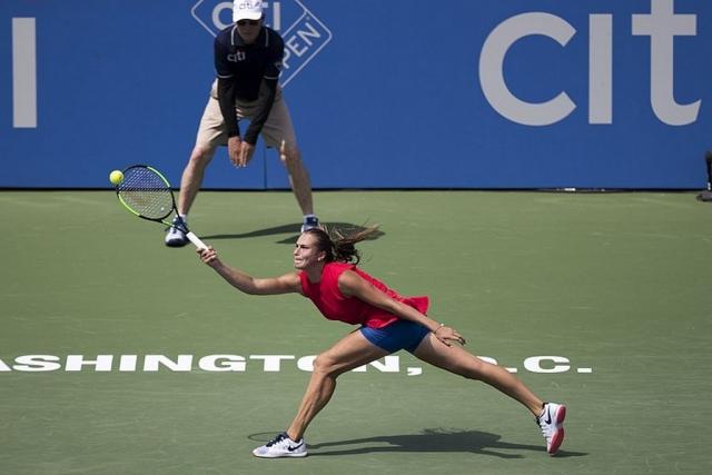 Калинская проиграла Соболенко в первом круге Australian Open
