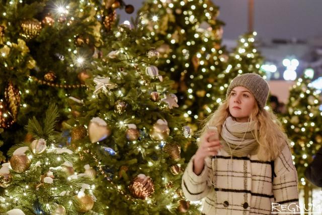 В новогодние каникулы к Wi-Fi в Москве подключились более 161 тыс. раз