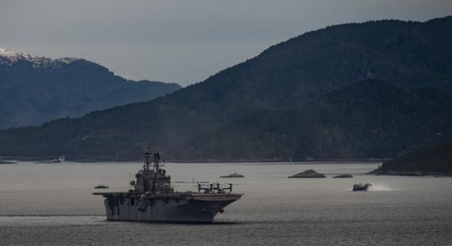 Ждать ли провокаций США в Арктике в новом году?