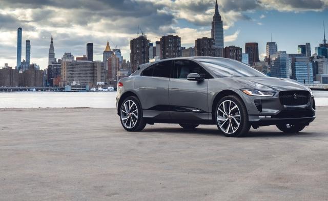 Электромобиль Jaguar I-Pace появился на рынке Южной Кореи