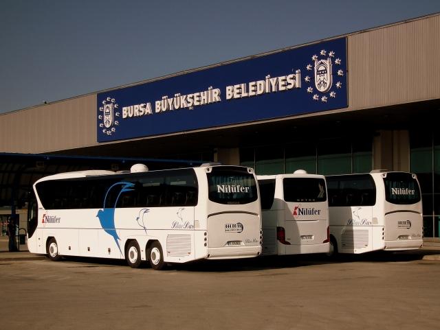 Турция внедряет систему U-ETDS для перевозки туристов