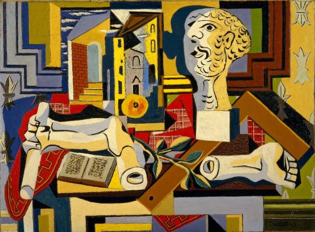 В Москве проходит выставка «Пабло Пикассо. Желание, пойманное за хвост»