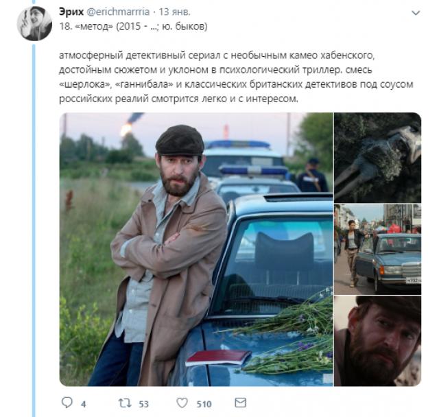 «Метод» Юрия Быкова