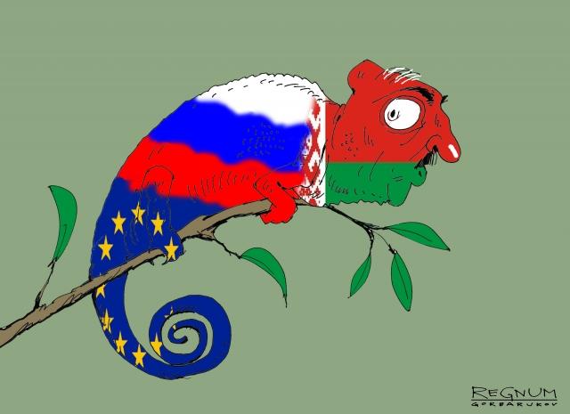 Лукашенко-хамелион