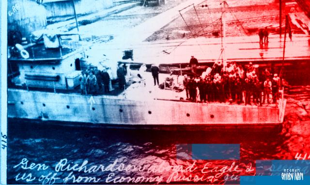 Архангельский порт Экономия: два взрыва, один несостоявшийся