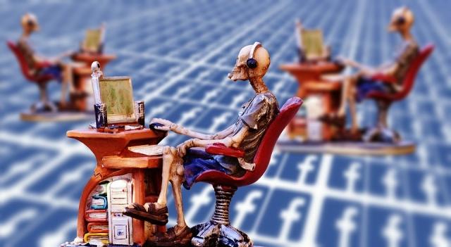 Болтовня в интернете