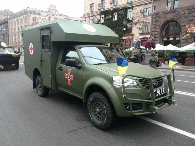 Компания бизнес-партнёра Порошенко снова будет поставлять авто в ВСУ