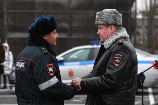 В Петербурге оценили уходящего главу ГУ МВД: чистка кадров, угоны и разгоны