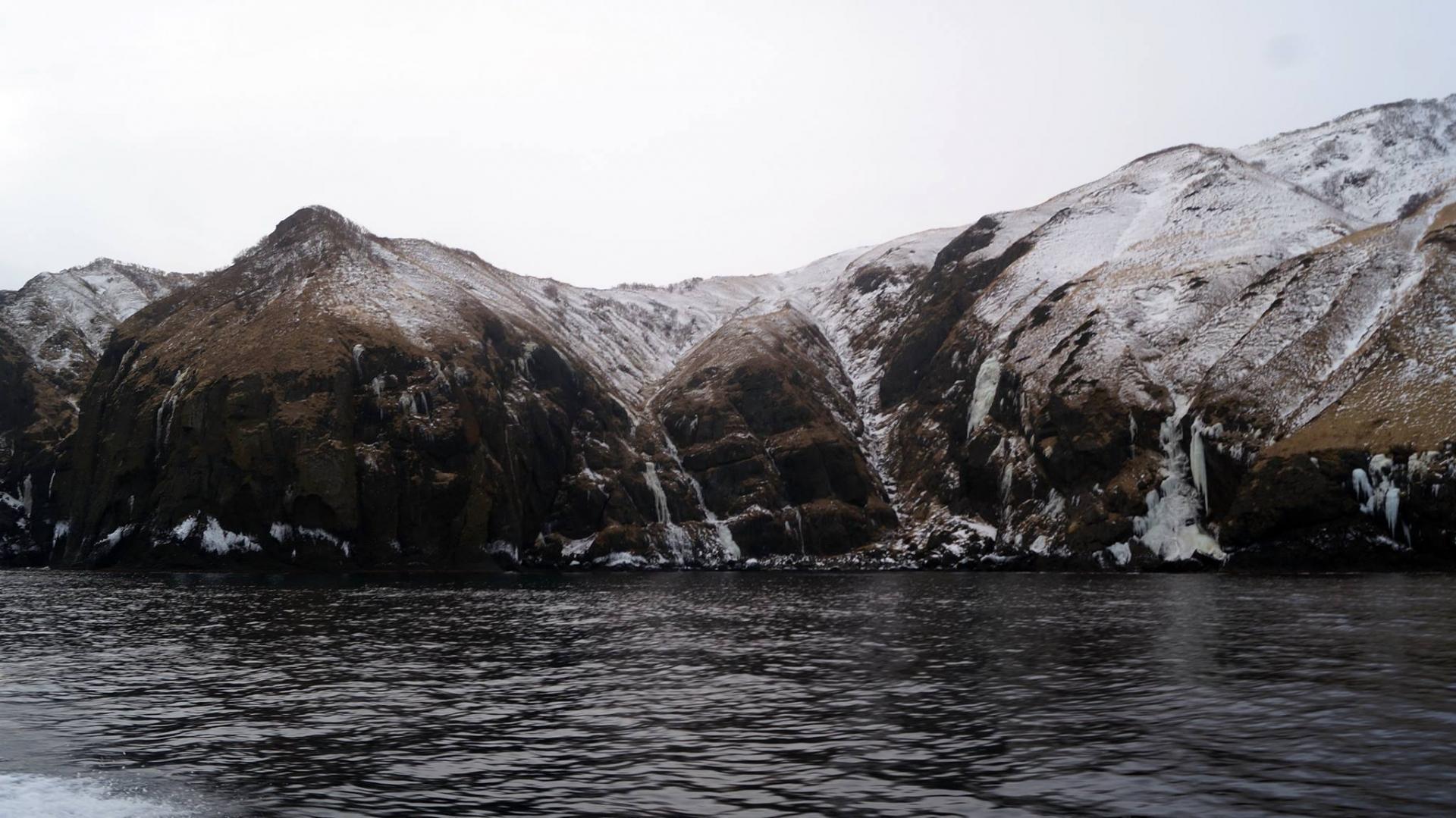Курильские острова, Российская Федерация
